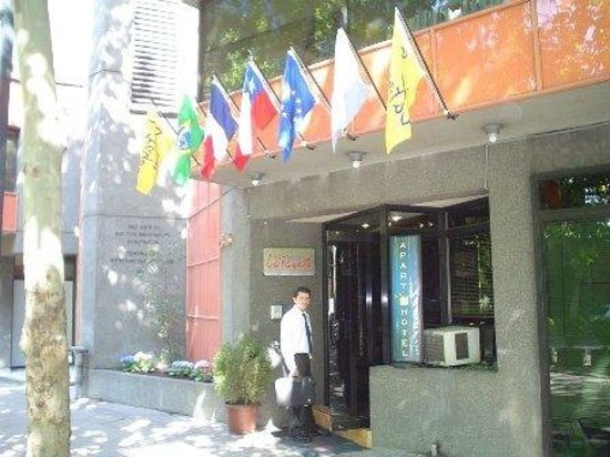 Photo of La Fayette Suites Providencia Santiago