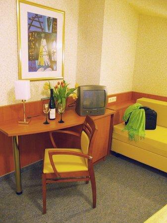 Ruthmann Hotel: Möbelbeispiel