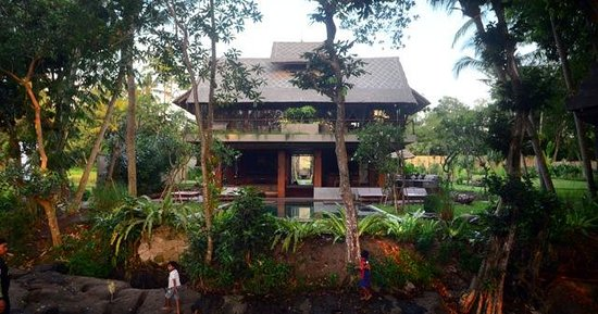 RedDoor Bali:                                     External View , perfect place