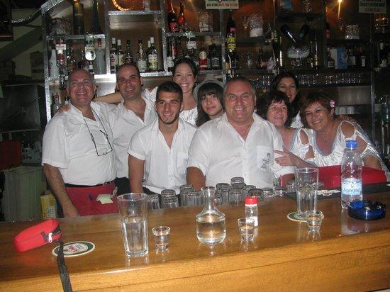 White Lady Family Taverna: THE WHITE LADY TEAM