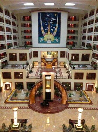 The Lalit Mumbai: Lobby