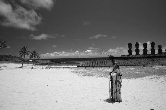 Anakena Beach: Maravilloso
