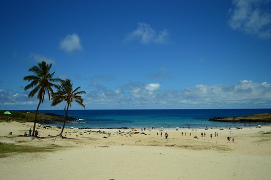 Anakena Beach: Heaven on Earth