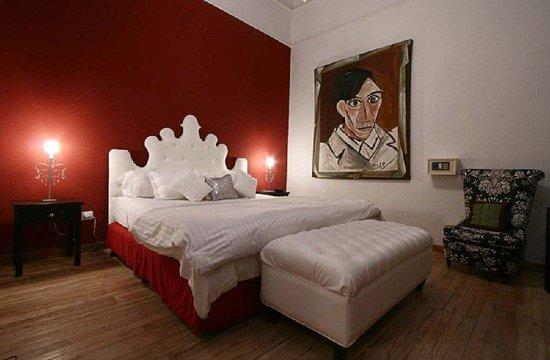 Baucis Palermo Boutique Hotel: PALERMO DELUXE Suite