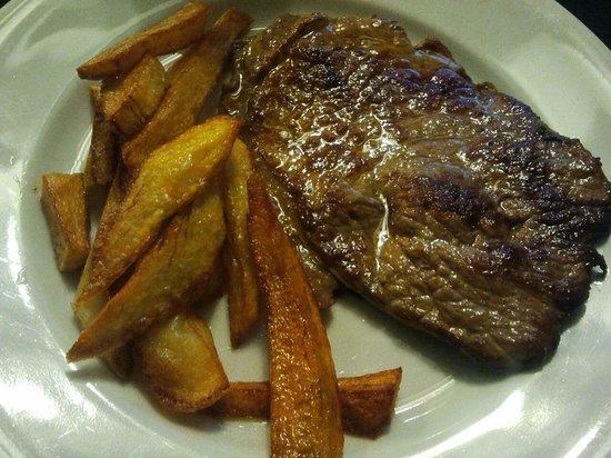 Restaurante Alcazar : steak
