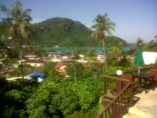Phi Phi Arboreal Resort: desde la recepcion