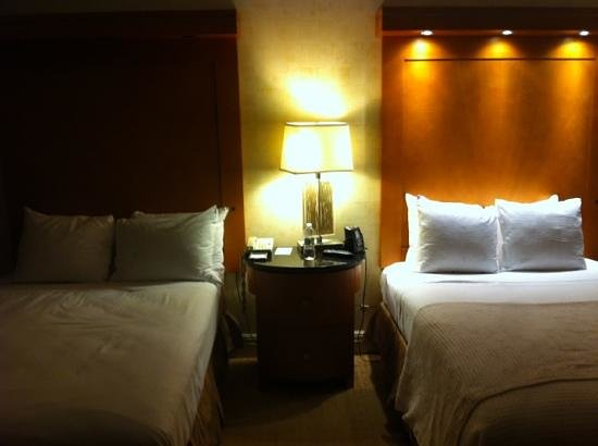 Hilton Boston Downtown / Faneuil Hall: habitacion