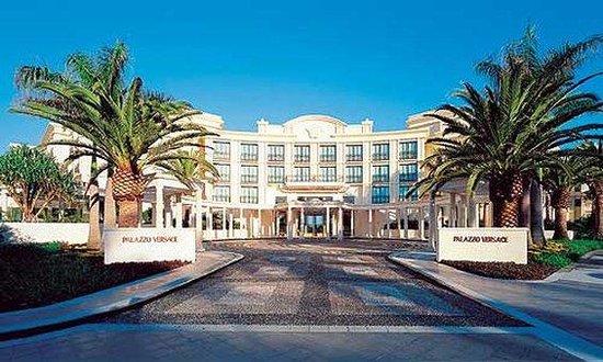 Palazzo Versace: Hotel Entrance