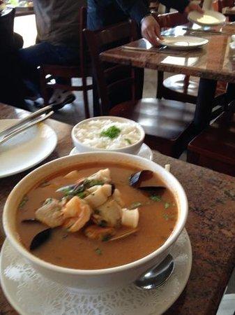 La Limena: peruvian soup