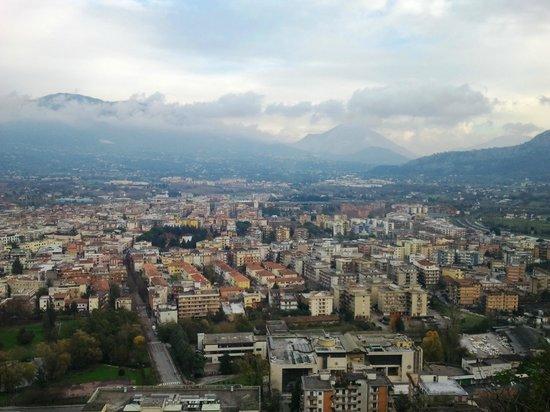 Antica Hostaria Su La Costa : Panorama Cassino