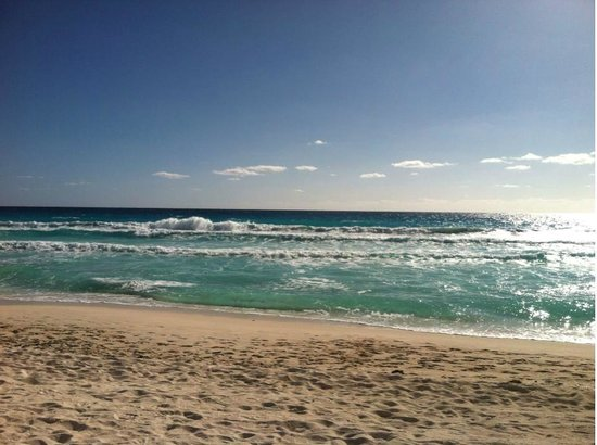 Hard Rock Hotel Cancun: Beach