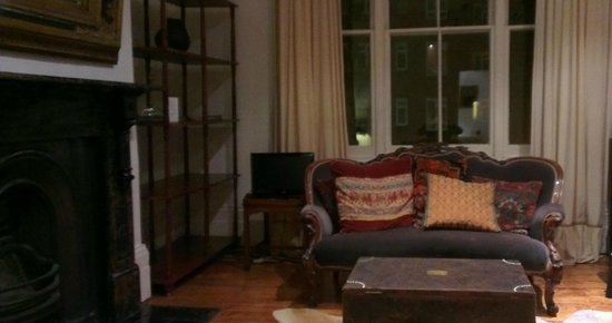 The Main House: Beautiful suite
