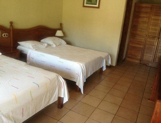 Guanacaste Lodge: Dormitorio