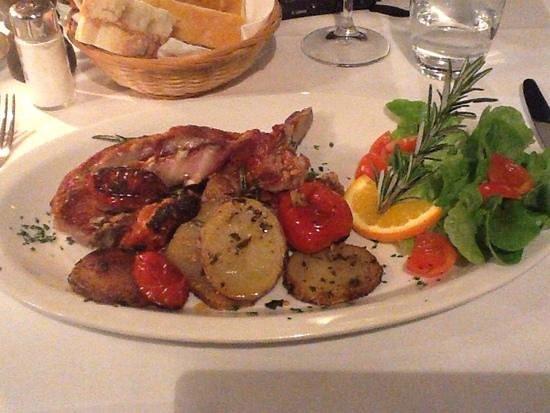 One of the best dinner the lamb is absolutely divine u - La cucina del garga ...