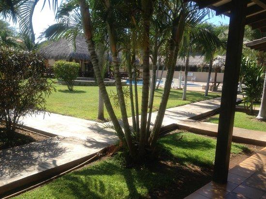 Guanacaste Lodge : Jardin