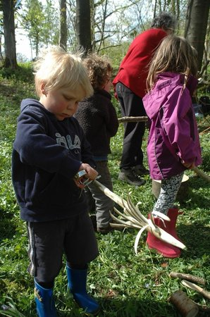 Woodmatters Bush Craft and Wood Courses: green wood crafts for all ages