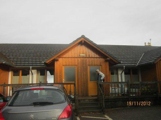 Ravenscraig Guest House:                   Ravenscraig  Chalet