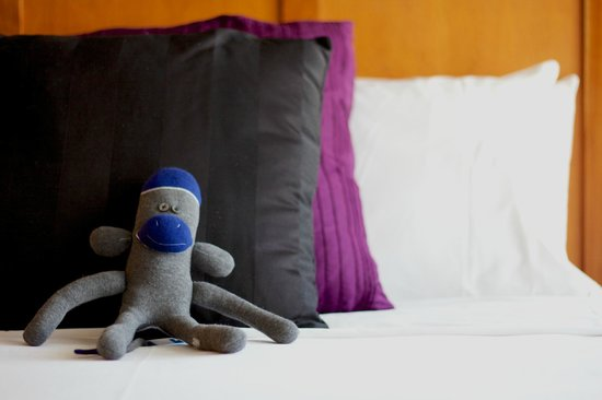 Summit Lodge Boutique Hotel : Bedroom