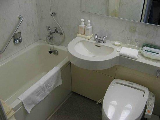 Aranvert Hotel Kyoto: bathroom