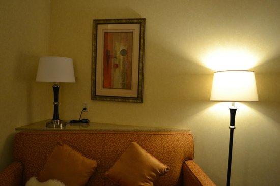 Comfort Suites Barstow: Suite