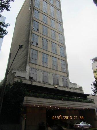 L'Hotel Porto Bay Sao Paulo: Außenansicht