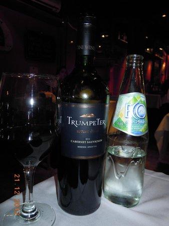 La Retirada:                   excellent wine