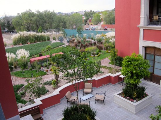 Rosewood San Miguel de Allende: View from the balkony