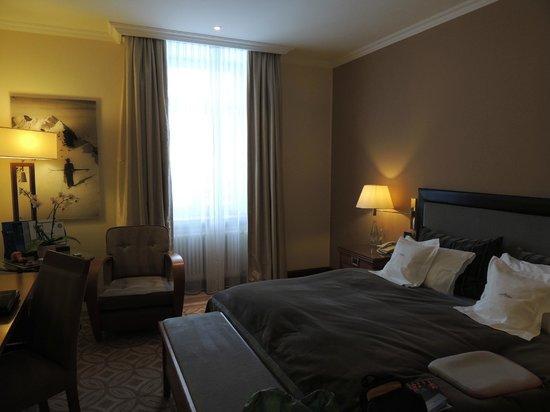 Kempinski Grand Hotel des Bains St. Moritz: Room
