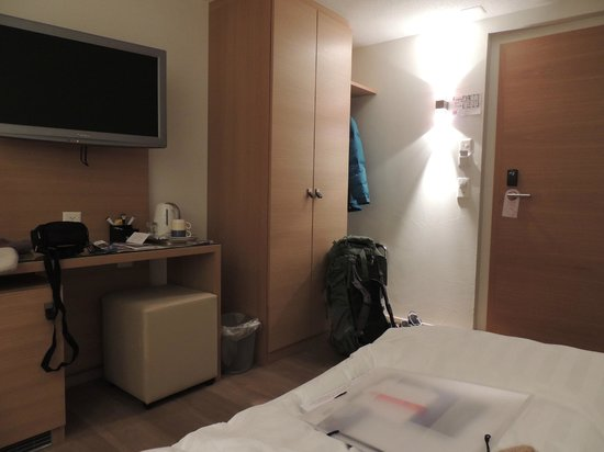 Hotel Aristella swissflair: Single Room