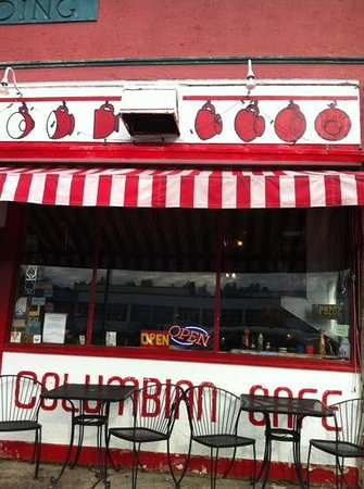 Columbian Cafe: 2013 Fun Place!