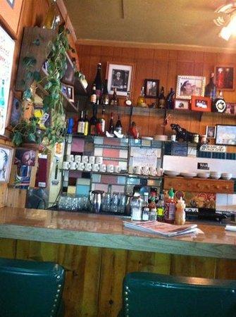 Columbian Cafe: interior 2013