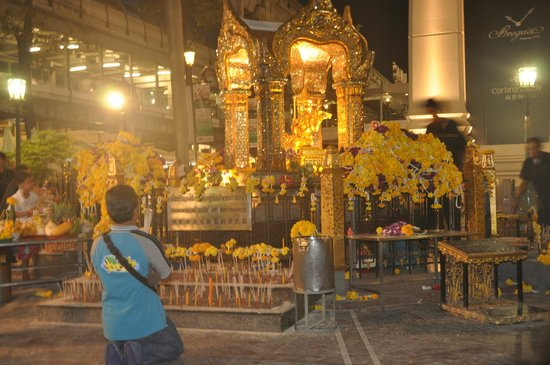 Erawan Shrine (Thao Mahaprom Shrine): Erawan Shrine
