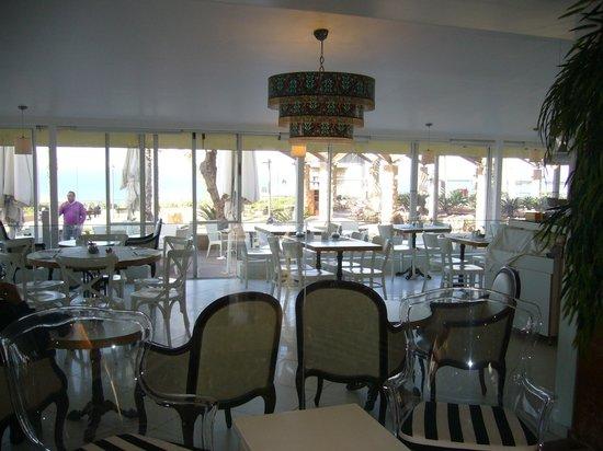 Residence Beach :                   Ресторан