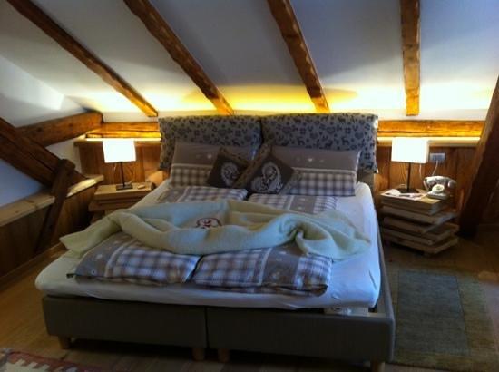 Hotel Garni Laurino: la nostra camera bellissima