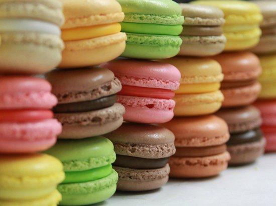 pasticceria Mascale: Macarons