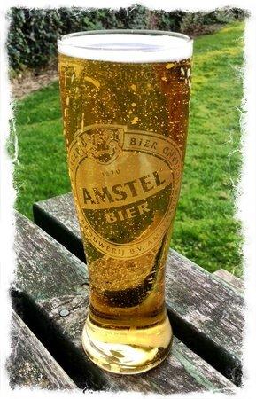 The Black Bull:                   Amstel