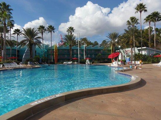 Disney's All-Star Sports Resort:                   Hotel