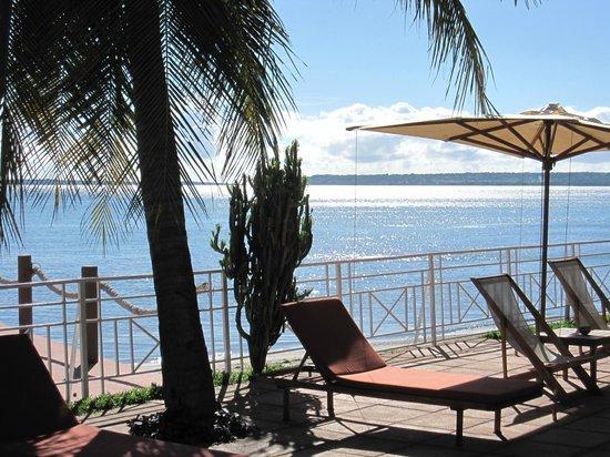 Allamanda Hotel : couché soleil
