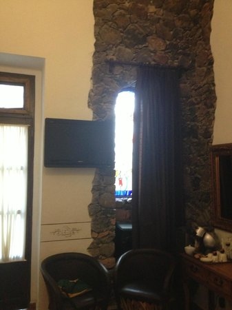 Hotel Villa del Villar:                   Room #5