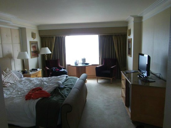 Bally's Atlantic City: Fresh new bedroom.