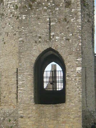 Beautiful Meath Tur: One of the Only Surviving Barbican Gates, Situated at Trim Castle in CO.MEATH.