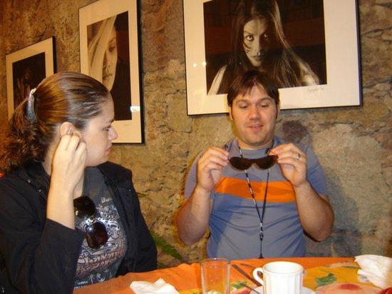 El Meson de los Poetas: Comedor para tomar el desayuno