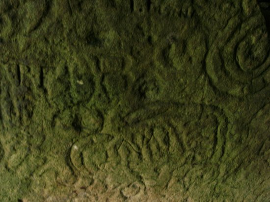 Beautiful Meath Tours: One of the Beautiful Carved stones at Cairn T at Loughcrew Cairns in Oldcastle.Co.Meath.