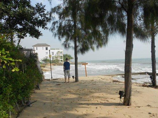 SO Sofitel Hua Hin: beach access