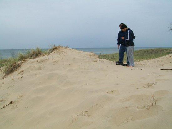 Hoffmaster State Park: beautiful dunes