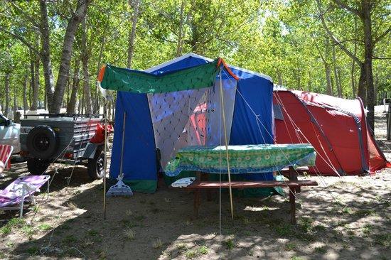 Camping Estancia El Carmen: NAVIDAD 2012