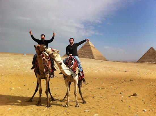 Egypt Quick Tours- Day Tours:                   Giza Pyramids