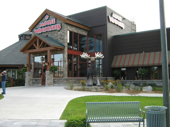 The Moose Restaurant Kitchener