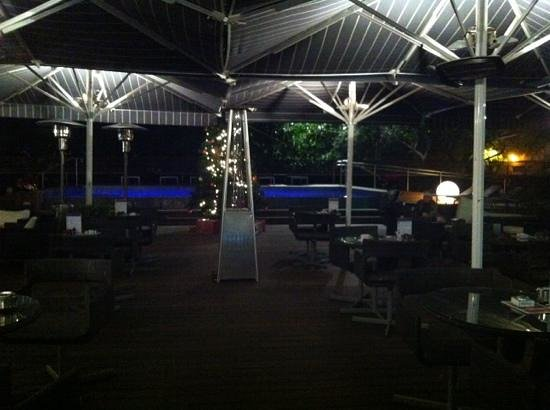 H10 Itaca Hotel: new year eve in garden