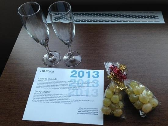 H10 Itaca Hotel: really thank you, we love H10 hotel itaca